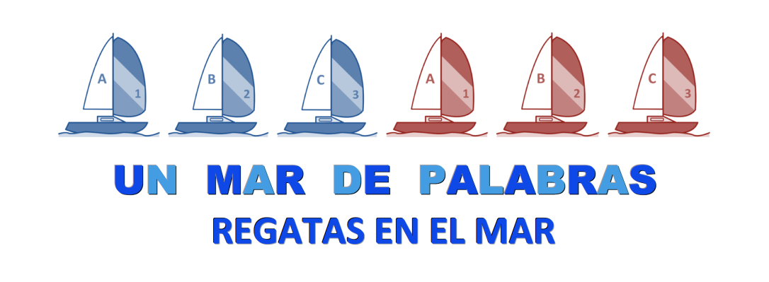 Regatas en el mar