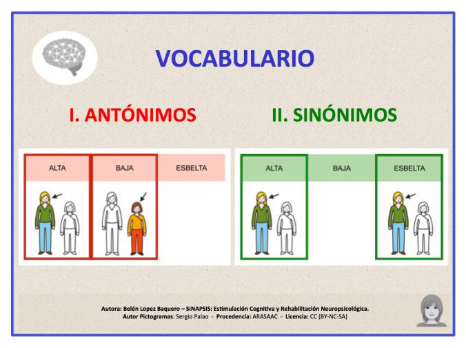 Antonimos-Sinonimos