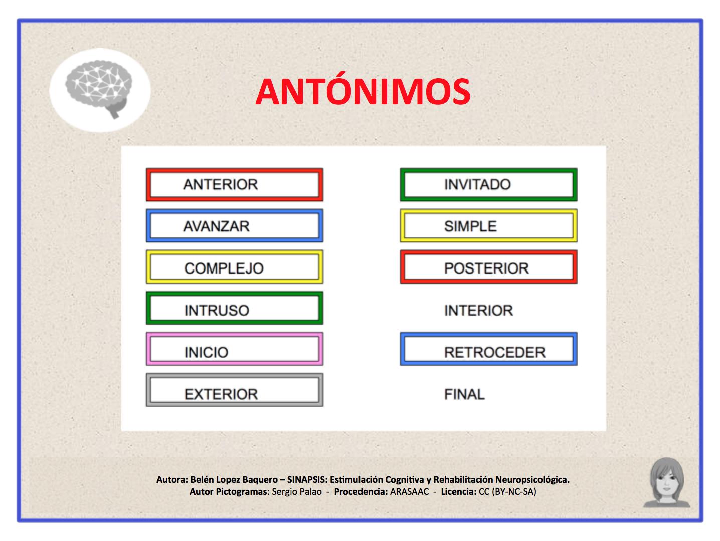 Antonimos