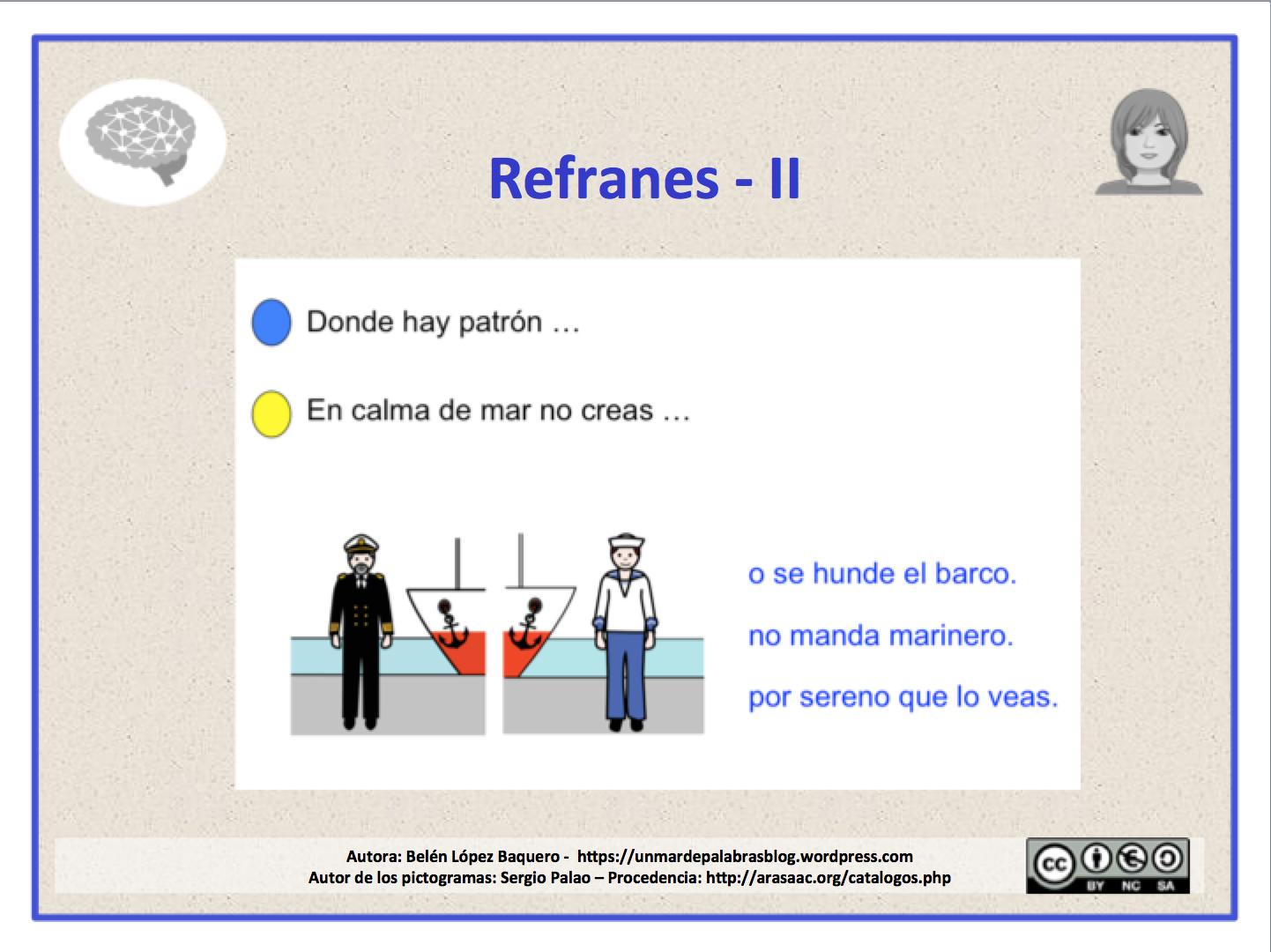 Refranes-II