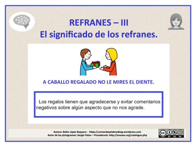 Refranes-III