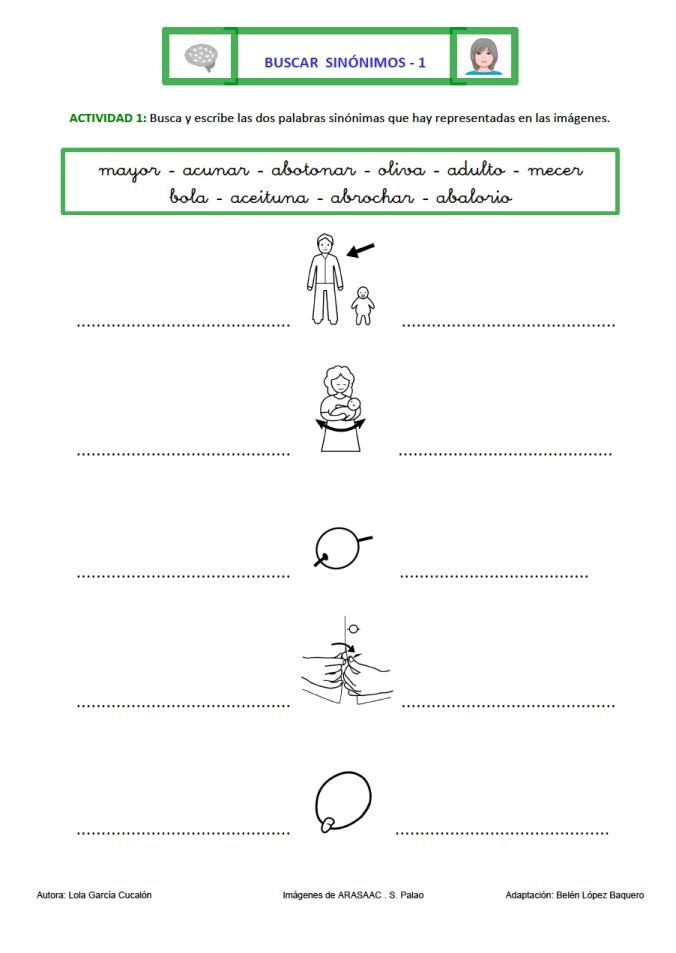 Ficha-sinónimos